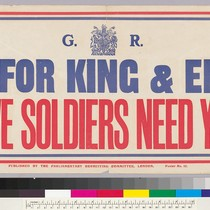 G. R. Fight for king & empire: Our brave soldiers need your ...