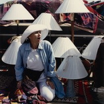 Marin City Flea Market, circa 1990 [photograph 017]