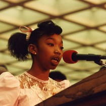 Brandy Performs at African American Living Legends Program