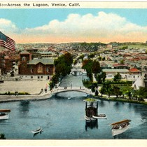 Across the Lagoon, Venice, Calif