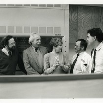 James Winkler, Saul Woolf, Carol Littlejohn, John Greenspan, and Joel Palefsky at ...