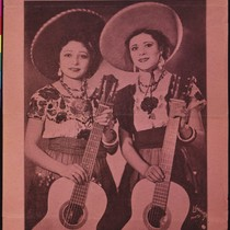 Mexican-American Dance at San Jose Municipal Auditorium flier [ca. 1935]