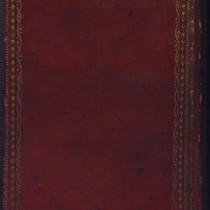 Williams notebook, back cover