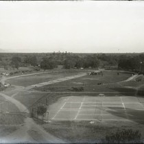 Athletic fields, Pomona College