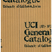 1971/1972 UCI General Catalogue