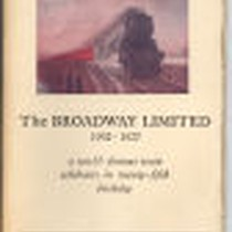 Broadway Limited 1902-1927: a world famous train celebrates its twenty-fifth birthday