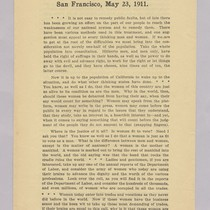 Extracts from the speech of Rev. Father Gleason at Central Theatre, San ...