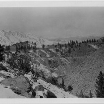 Hydroelectric power surveys, Mono and Inyo Counties, California (Image 12)