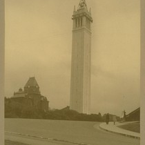 Sather Campanile, University of California, Berkeley [under construction]