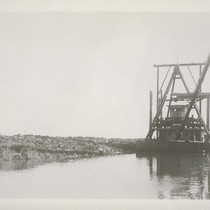 [Dredge. Middle River Navigation and Canal Co.]