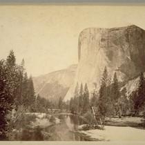 El Capitan, 3600 Ft., Yo Semite [Yosemite], B 56