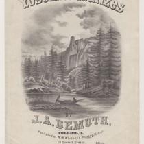 Yosemite waltzes: Sentinel Rock [J. A. Demuth]