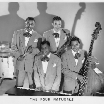 The Four Naturals publicity still