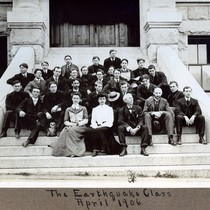 "University of California College of Dentistry ""Earthquake Class"" of 1906"
