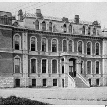 Physics Building (South Hall), 1901