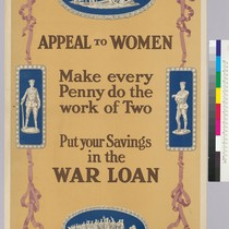 Appeal to Women: Make every penny do the work of two: Put ...