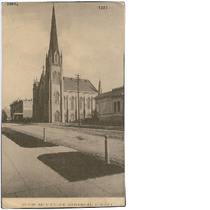 First Methodist Episcopal Church, 14th and Clay Streets, 1889