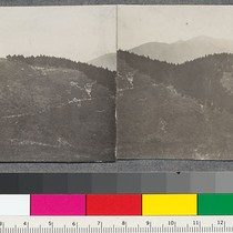 1. Second picture in panorama of Temescal watershed showing Monterey Pine plantations ...