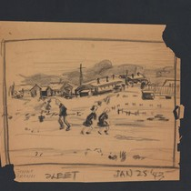 [2 Left Jan 25, 43, Jerome, Arkansas]