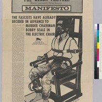 The Black Panther Manifesto : the fascists have already decided in advance ...