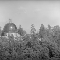 100-inch telescope dome, Mount Wilson Observatory