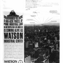 Advertising for Watson Industrial Center