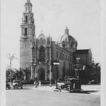 St. Vincent Cathedral, Los Angeles, Calif