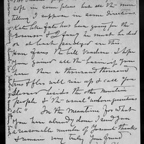 Letter from John Muir to [Robert Underwood] Johnson, 1890 Apr 19