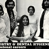 Dentistry recruitment poster 1