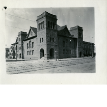 First Baptist Church, northwest corner of Telegraph Avenue and 22nd Street, 1910