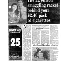 The $2 billion smuggling racket behind your $2.40 pack of cigarettes