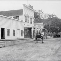 Inverness Store, 1909 [photograph]
