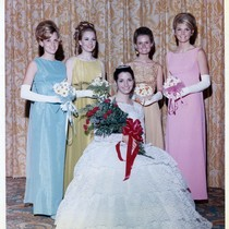 Arcadia Tournament of Roses Royal Court, 1967