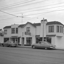 [1139-1155 Taraval Street, Paramount Radio Television Service, G.E. Welles, M.D., City of ...