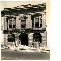 Cochran and Celli building, south side of 12th Street between Alice and ...
