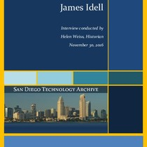 James Idell: interview