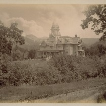 Buena Vista, Residence of Mrs. Robert Johnson, Sonoma Valley