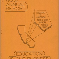 1953 Annual Report Education is our Business