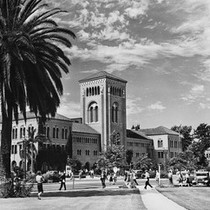 Bovard Administration Building, USC, ca.1940