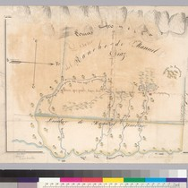 Diseño del Rancho de Manuel Diaz : [Colusa County, Calif.] / H. ...