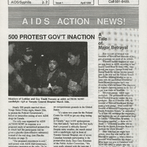 AIDS Action News (Toronto)