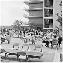 Freshman Barbeque for Class of 1968