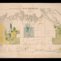 California State irrigation map: Ontario sheet, 1888