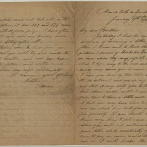 Letters from Conrad Wise Chapman to John Linton Chapman