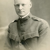Charles M. Richards in uniform