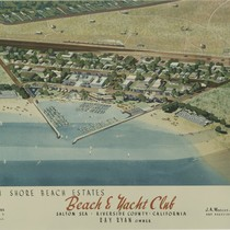 Albert Frey: North Shore Beach and Yacht Club (Salton Sea, Calif.)