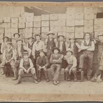 Berryessa Fruit Growers Union [ca. 1920]