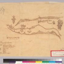[Diseño del Rancho Cuyama : Calif. / por Esteban Ardisson]