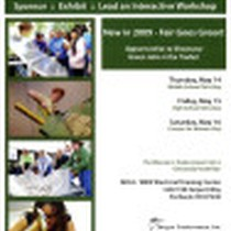 2009 Women in Trades Career Fair brochure
