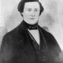 1840 Portrait of Charles Gilman